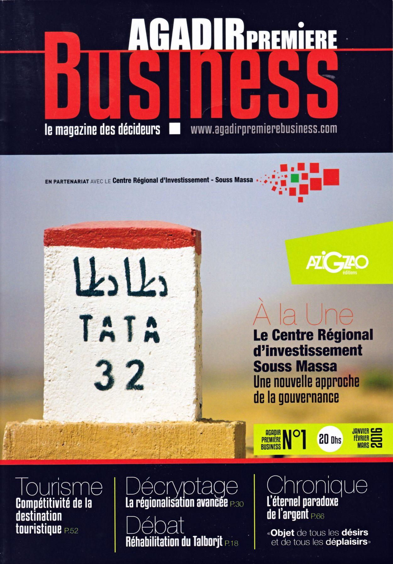 Agadir première Business