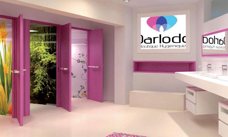 maroc le concept des toilettes publiques de luxe fait ses premiers pas le blog d 39 agadir par. Black Bedroom Furniture Sets. Home Design Ideas