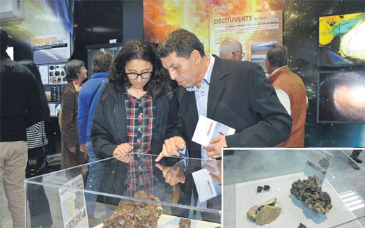 Le premier musée dédié exclusivement aux météorites est enfin ouvert au public. Un projet mis sur pied par l'Université Ibn Zohr, le Centre national pour la recherche scientifique et technique, le Club d'astronomie de l'UIZ et le Laboratoire de pétrologie métallogénie et météorites (Source: F.N)