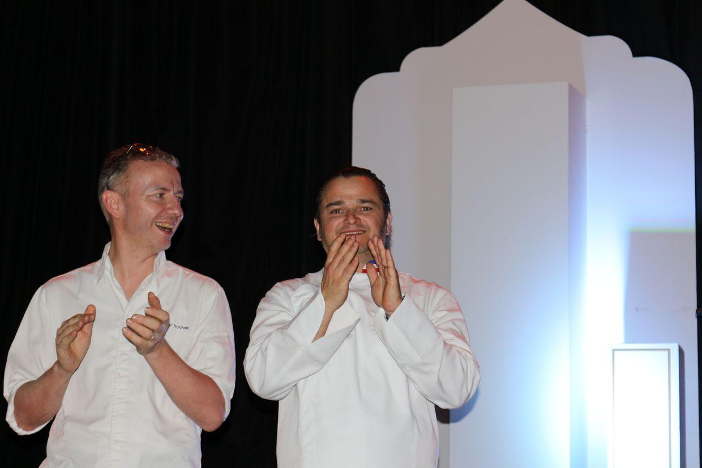 Laurent Trochain*, avec Johan Leclerre