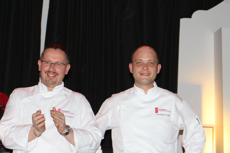 Rodolphe Regnauld et Jonathan Datin