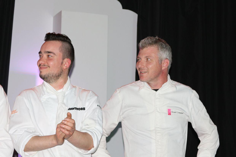 Baptiste Denieul et Vincent Coiquaud