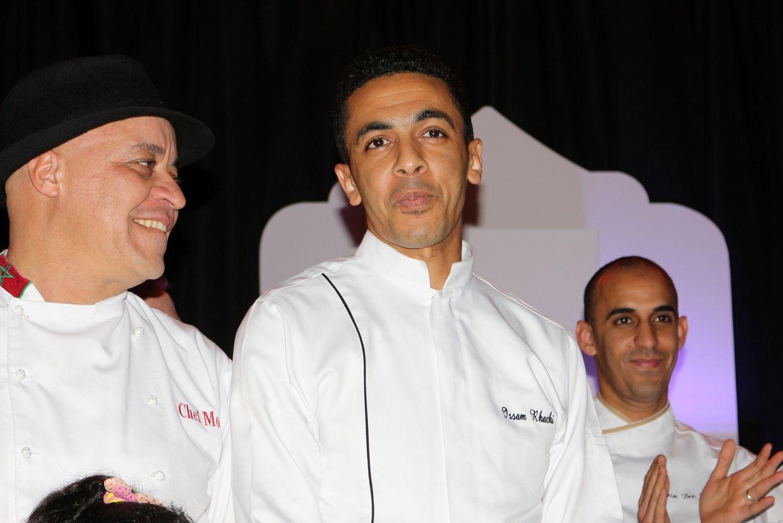 Chef Moha, Issam Rhachi et Karim Ben Baba