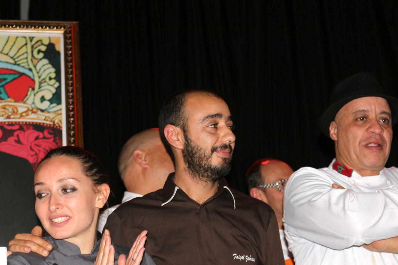 Myriam Ettahri, FaycalZahraoui et Chef Moha