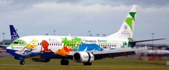 Une nouvelle liaison par avion entre Agadir et les îles Canaries