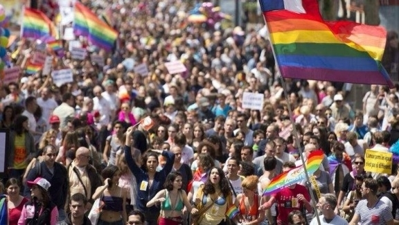 Gay-pride Paris 2015