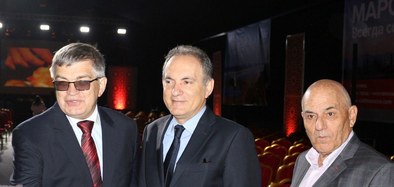 M. Marrache, Zoiten et Valery