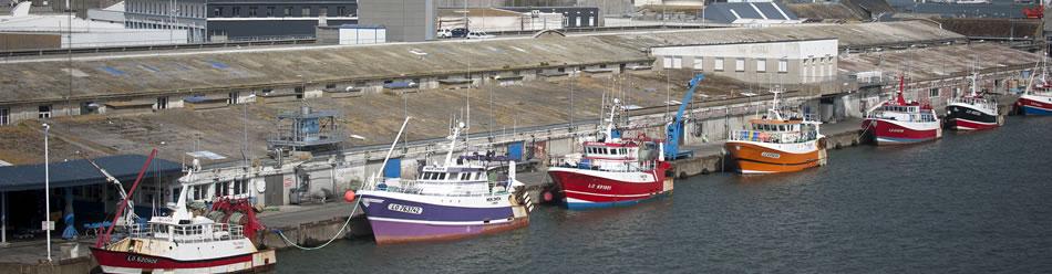 Le port de Keroman