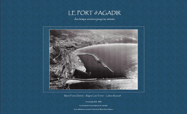 Port d Agadir