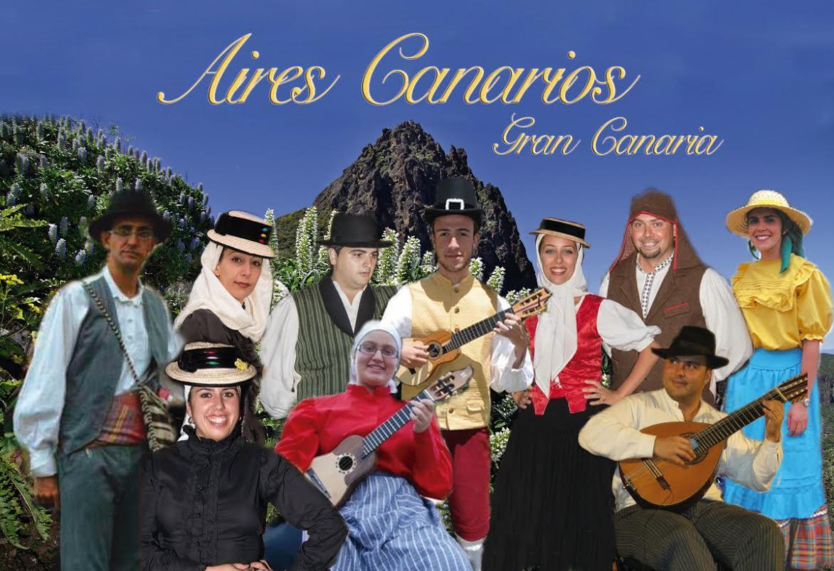 Aires canarias