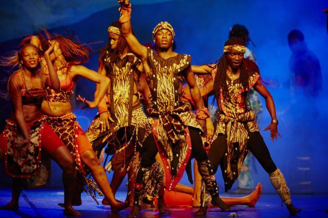 Ballet Jammu - Sénégal