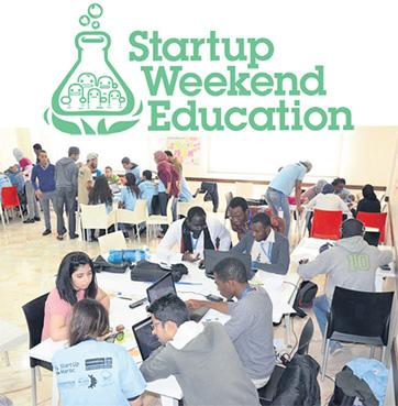 Les Startup week-ends offrent l'environnement parfait pour tester les idées et démarrer le lancement de sa propre startup (Ph. U.I )