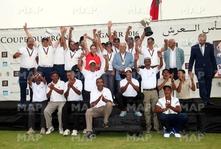 Coupe du Trône 2016: Le RGDES remporte la 13è édition