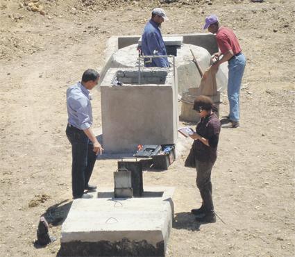 La méthanisation des déchets organiques pour la production de biogaz est la solution idoine pour les agriculteurs marocains obligés de supporter les coûts élevés de l'électricité et du gasoil, énergie nécessaire à l'irrigation de leurs terres (Ph. BM)