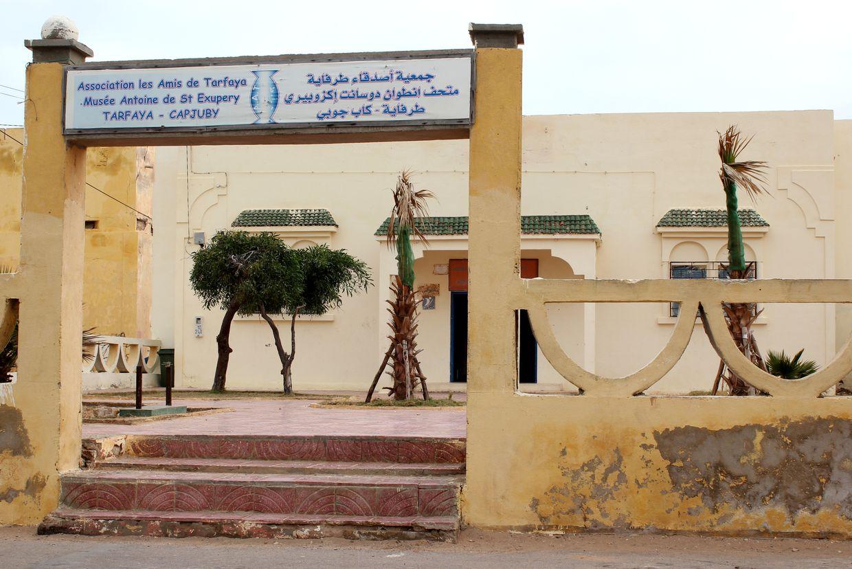 Le Musée à Tarfaya ( Photo M. Terrier)