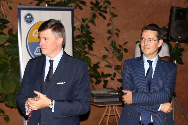 Messieurs Frarra et Dominique Doudet