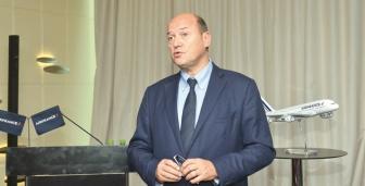 Denis Hasdenteufel, directeur général d'Air France-KLM Maroc