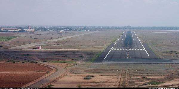 piste d'atterrissage Maroc