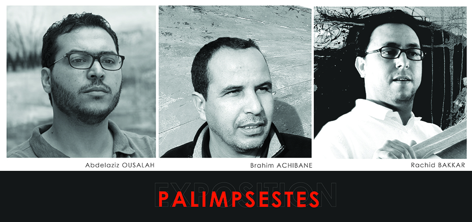 Abdelaziz Ousalah., Brahim Achiban et Rachid Bakkar
