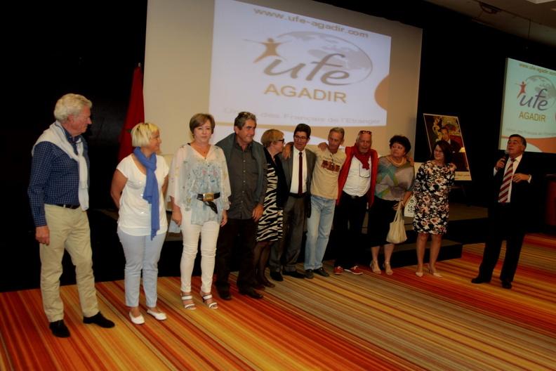 Assemblée Générale de l'UFE Agadir