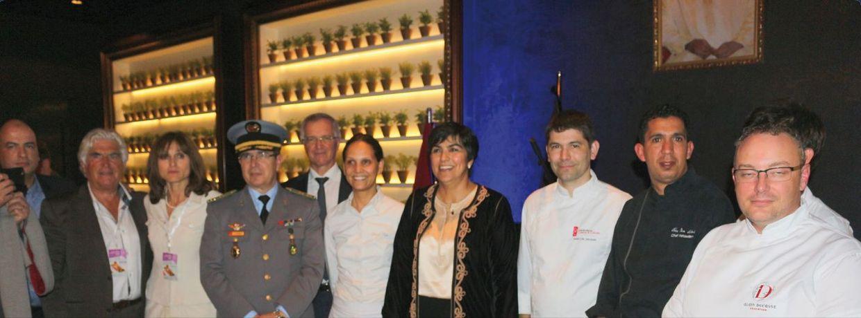 Les Rencontres Gastronomiques d'Agadir édition 2016 – Ph. M. T.