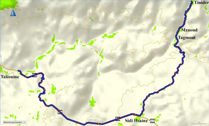 trace-parcours