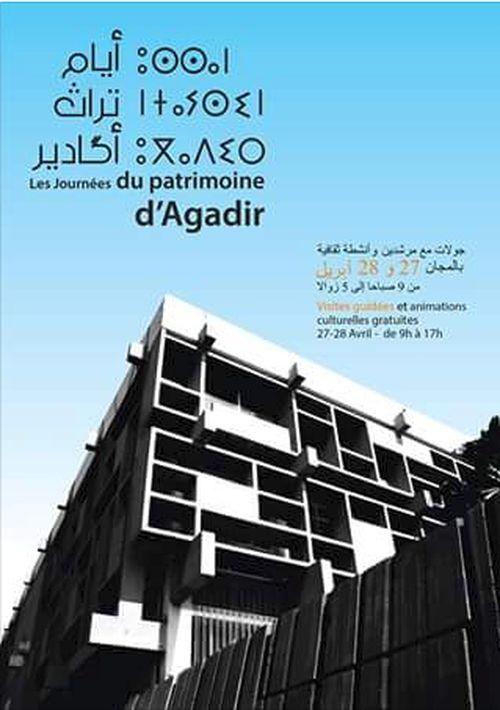 """Résultat de recherche d'images pour """"Journées du Patrimoine d'Agadir"""""""